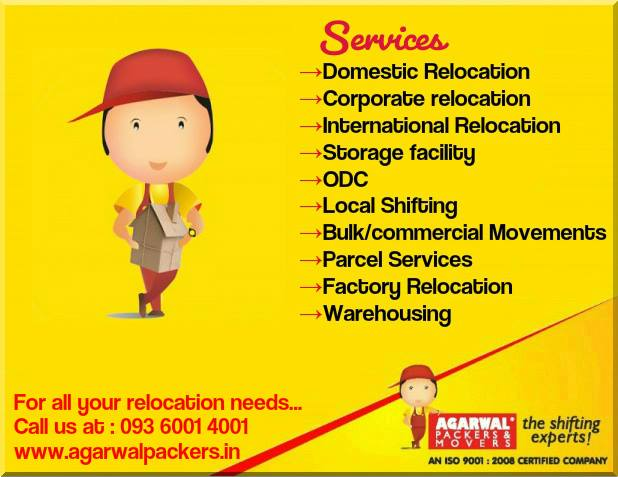 agarwal packers and movers