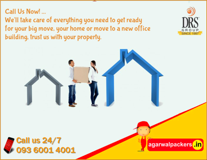 ‎AGARWALPACKERSANDMOVERS‬ - FREE ESTIMATE -DRS GROUP