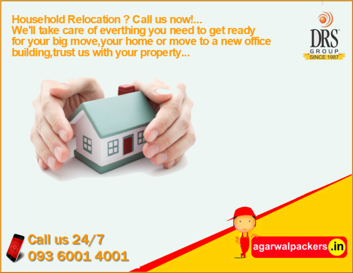 Household Relocation Services | Household Relocation – Agarwalpackers.in