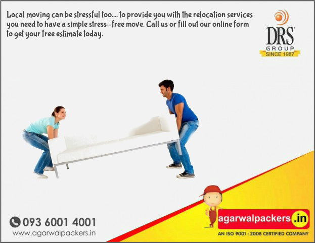 """Packers and Movers India - professional packing - safe moving‎ - DRS GROUP"""